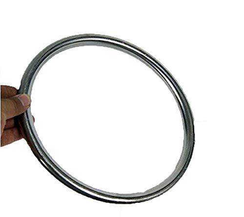 Wing Chun YeWen Sau Sticky mano entrenamiento de fuerza acero anillo de rat/án 9/Inch