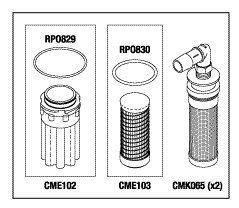 Compressor PM Kits AirStar 2-1, 2-2, 3, 21, 30 CMK142