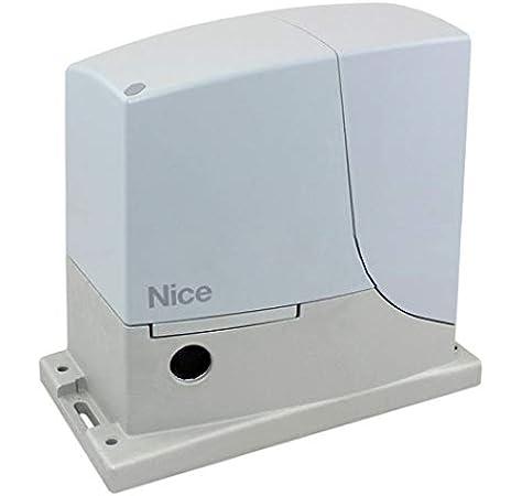 Nice Rox 600 motor para correderas de hasta 600 kg con central y receptor integrado: Amazon.es: Bricolaje y herramientas