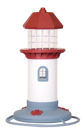 Pet Zone Lighthouse Hummingbird - Plastic Feeder Hummingbird