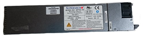 Supermicro PWS-0065 Power Supply 1U, 700W Redundant Pws Module (SP700-1R) by Supermicro