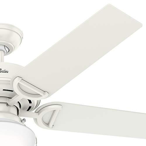Hunter Fan Company 53417 Hunter 52'' Viola Fresh White LED Light Ceiling Fan by Hunter Fan Company (Image #6)
