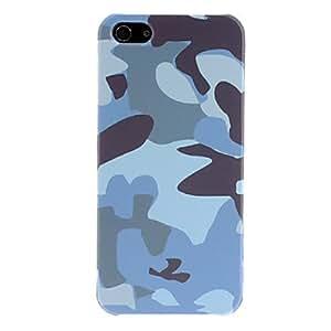 conseguir Patrón de camuflaje Común dura protectora del caso para el iPhone 5/5S