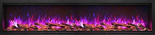Cheap Amantii SYM-88-XT Electric Fireplace Black Friday & Cyber Monday 2019
