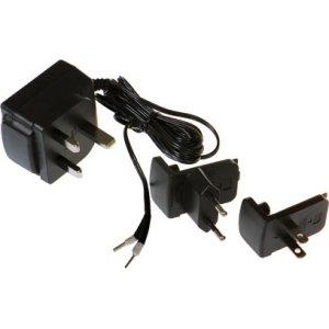 Brainboxes PW-600 Power Adapter, External, Black