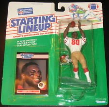 1989 Jerry Rice Starting Lineup Action Figure ()