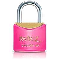 Cadeado Color line, Papaiz, CR25, Rosa