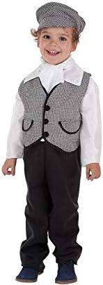 LLOPIS - Disfraz Infantil chulapo Chaleco t-1: Amazon.es: Juguetes ...