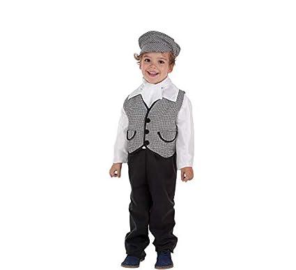LLOPIS - Disfraz Infantil chulapo Chaleco t-1