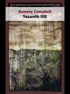 Nazareth Hill (Eclipse, Band 1)