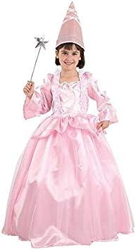 DISBACANAL Disfraz Hada Madrina Rosa - -, 6 años: Amazon.es ...