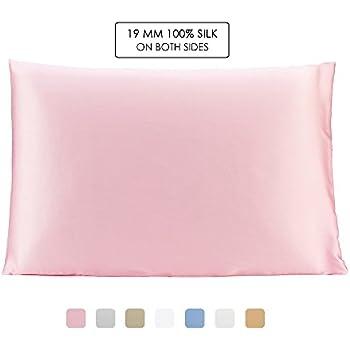 Amazon Com Olesilk 100 Mulbery Silk Pillowcase With