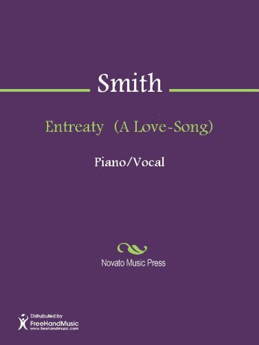 Entreaty  (A Love-Song)
