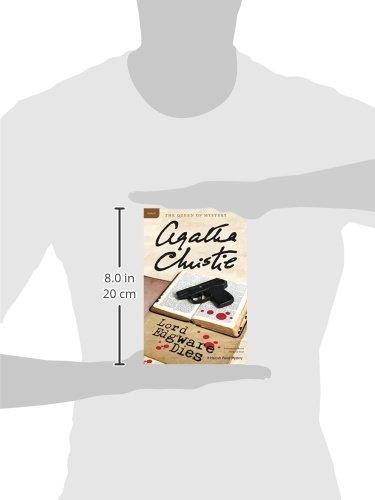 Lord Edgware Dies: A Hercule Poirot Mystery (Hercule Poirot Mysteries)