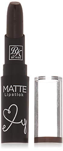 Ruby Kisses Ultra Matte Super Rich Lipstick 3.5g/0.12oz (RMLS13 DARK PLUM SCENE)