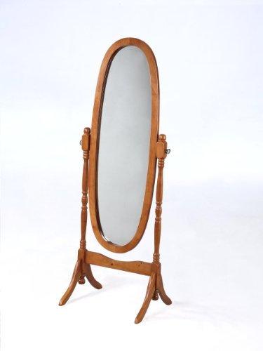 Cheval Mirror Oak