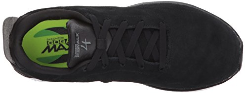 black Para white Walk Zapatillas Mujer Skechers Negro Go 4 wZ077q