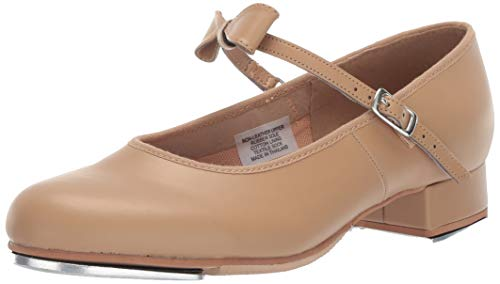 Bloch Dance Women's Merry Jane Dance Shoe Brown tan 5.5 Medium US
