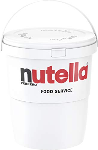 Ferrero Nutella Chocolate Hazelnut Spread 6.6 Lbs