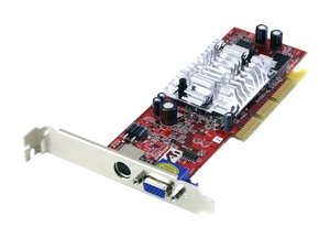 ECS R9200LE 128T ECS R9200LE-128T Radeon 9200LE 128MB DDR AGP 4X/8X Video Card - Newegg