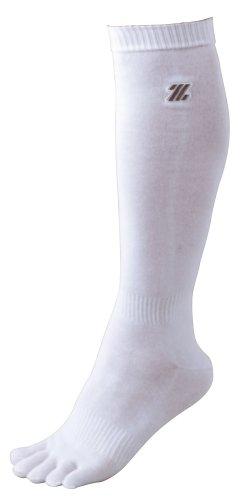 提案前進礼拝ZETT(ゼット) 少年野球 アンダーソックス BK3P5M ホワイト 21-24cm