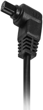645D K100D Super 645Z K200D K10D K20D K5 K3 K50 K500 K7 K110D K100D Compatible Pentax CS-205 K30 K5 II Foto/&Tech Wired Remote Shutter Release Control CS-205 Replacement for PENTAX KP K1
