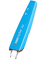Scanmarker Air Pen Scanner - OCR Digital Highlighter and Reader - Wireless (Mac Win iOS Android) (Blue)