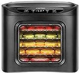 Best Beef Jerky Makers - Chefman Food Dehydrator Machine, Electric Multi-Tier Food Preserver Review
