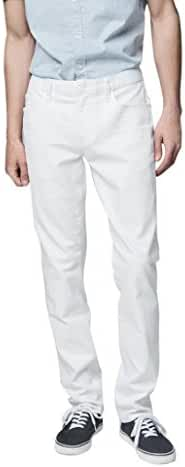 Aeropostale Men's Skinny White Wash Reflex Jean