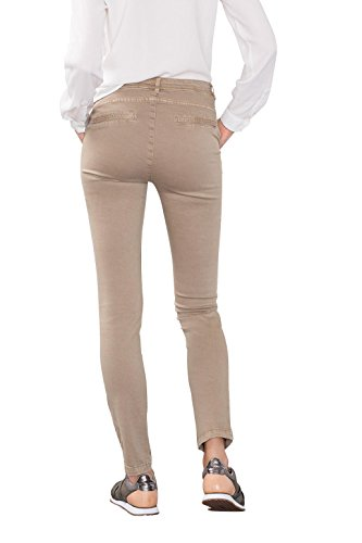 Mujer Pantalones By 230 Para Edc Marrón Esprit camel PqIvTf