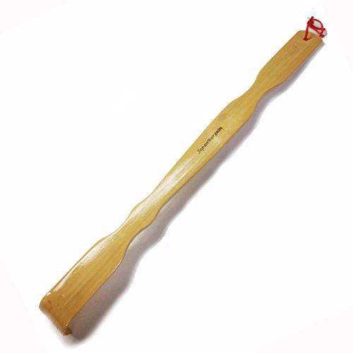 JapanBargain Bamboo Back Scratcher 17.5