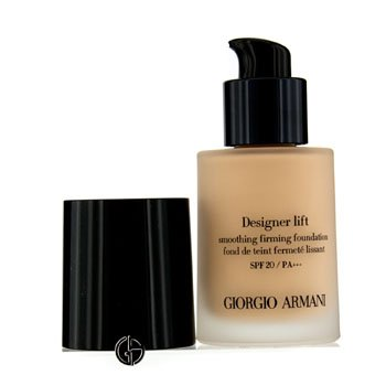 Giorgio Armani Designer Lift Smoothing Firming Foundation SPF 20, No. 5, 1 Ounce