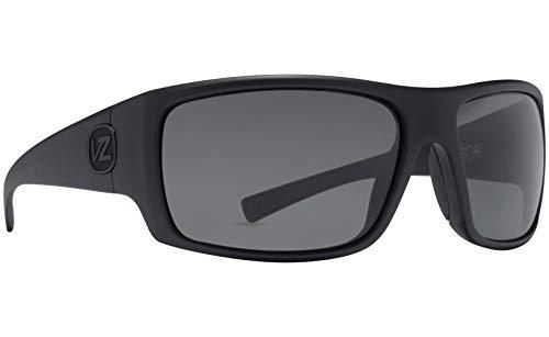 de Vonzipper Black Grey Gafas Satin sol suplex ppEAqw6
