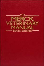 Merck Veterinary Manual Edition 10