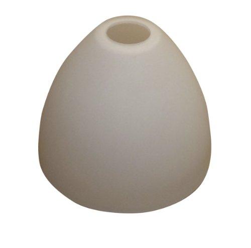 Lampenglas Lampenschirm E27 Deckenfluter Hangelampe Opalfarbig 19