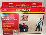 Pro Sliders Sliding Straps Furniture Mover 2pc
