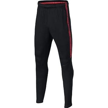 4e33bfcff3bdf Nike Dry Squad d entrainement Enfants Pantalon Mixte Enfant Noir FR   M  (Taille