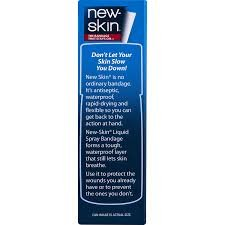 New-Skin Liquid Bandage Spray - 1 oz, Pack of 3