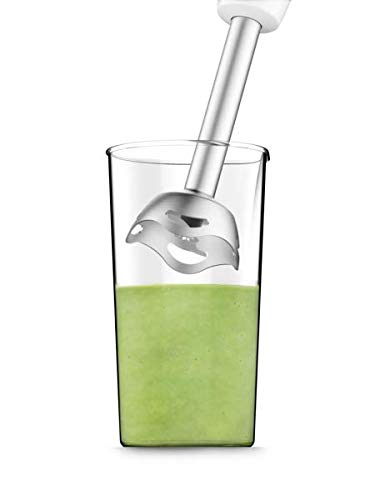 Moulinex DD4521 Easychef, Mixer ad Immersione 2in1, con Bicchiere da 800 ml e Accessorio Tritatutto da 500 ml, 2… 5