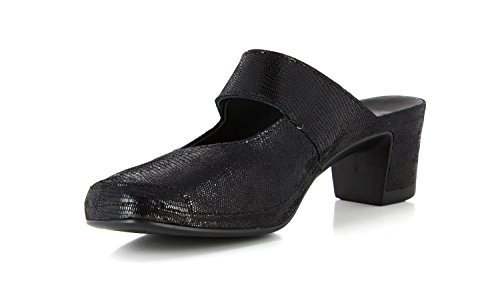 Vitale 0534-141-99 Pantofole / Pantofole Da Donna Con Tallone E Plantare Per Massaggio In Pelle