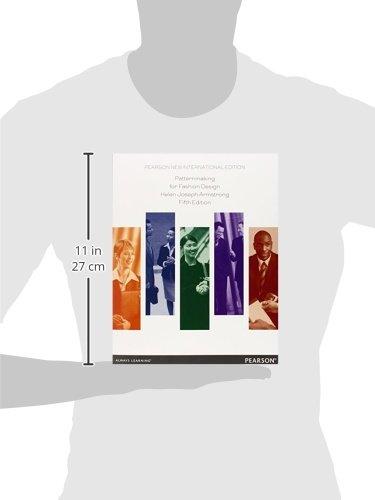 Patternmaking For Fashion Design Pearson New International Edition Helen Joseph Armstrong 9781292024813 Amazon Com Books