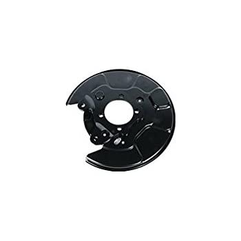 Genuine Hyundai 58251-3K001 Brake Backing Plate Assembly, Rear, Left