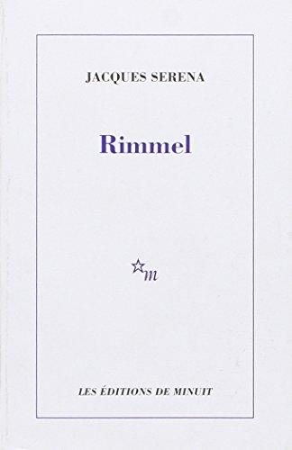 Rimmel (French Edition) (Rimmel Stars)