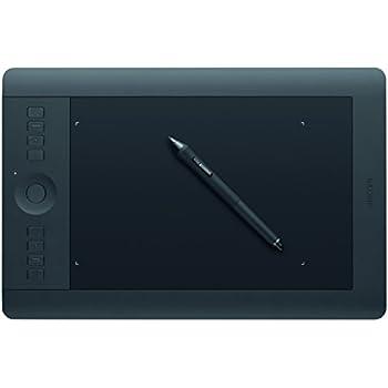 Wacom Intuos Pro Pen and Touch Tablet, Medium (PTH-651/K1) (International Version)