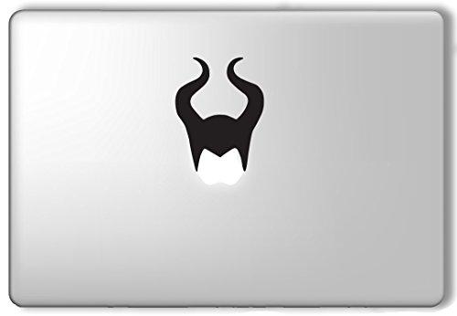 - Maleficent Sleeping Beauty Disney - Apple Macbook Laptop Vinyl Sticker Decal