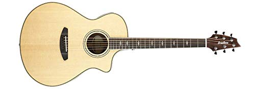 (Breedlove Stage Concert CE Acoustic-Electric Guitar Gloss Natural)