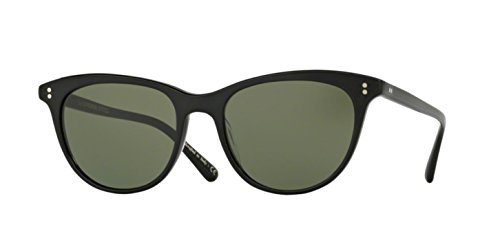 Authentic Oliver Peoples OV 5276 SU JARDINETTE SUN 100552 BLACK - Jardinette Sun Peoples Oliver