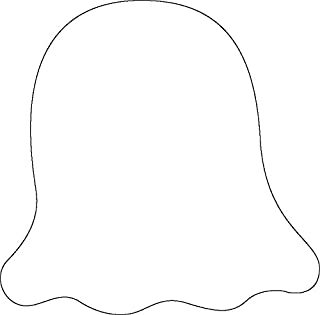product image for Ghost Sticky Notepad