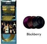 Balmain - Clip Tape Extensions 25 cm - Blackberry Extensions 25 cm - Blackberry Bild