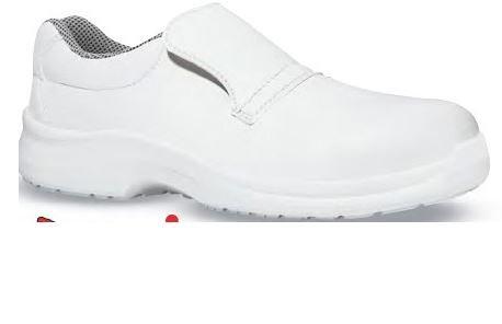 U power scarpa da cucina bianca antinfortunistica ultra leggera